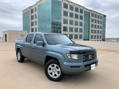 2006 Honda Ridgeline for sale at SIGNATURE Sales & Consignment in Austin TX