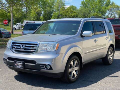 2015 Honda Pilot for sale at North Imports LLC in Burnsville MN