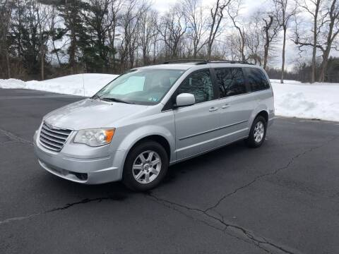 2010 Chrysler Town and Country for sale at Adams Service Center and Sales in Lititz PA
