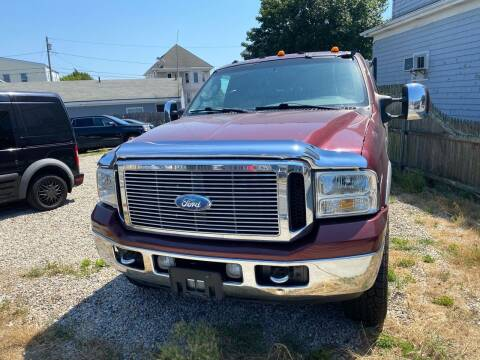 2006 Ford F-350 Super Duty for sale at Better Auto in South Darthmouth MA