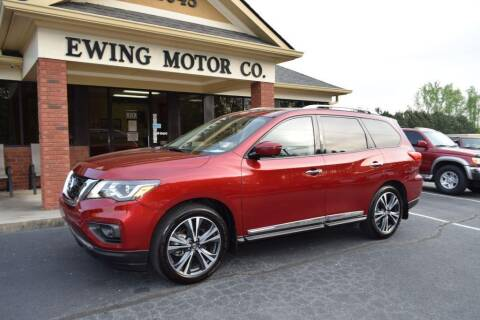 2019 Nissan Pathfinder for sale at Ewing Motor Company in Buford GA