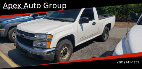 2005 Chevrolet Colorado for sale at Apex Auto Group in Cabot AR