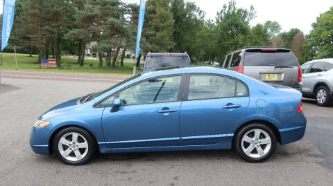 2006 Honda Civic for sale at GEG Automotive in Gilbertsville PA