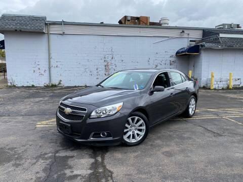 2013 Chevrolet Malibu for sale at Santa Motors Inc in Rochester NY