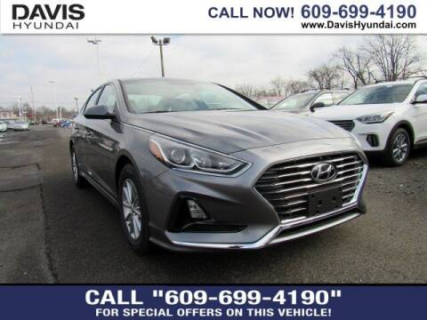 2018 Hyundai Sonata for sale at Davis Hyundai in Ewing NJ