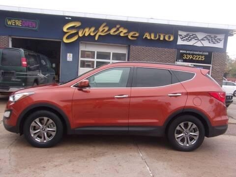 2016 Hyundai Santa Fe Sport for sale at Empire Auto Sales in Sioux Falls SD