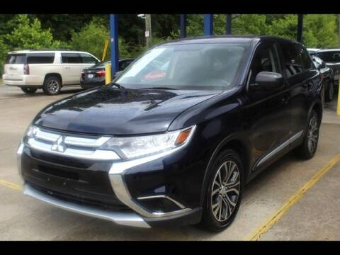 2018 Mitsubishi Outlander for sale at Inline Auto Sales in Fuquay Varina NC