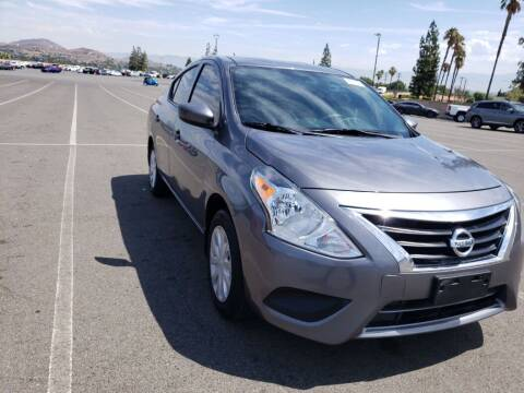 2019 Nissan Versa for sale at A.I. Monroe Auto Sales in Bountiful UT