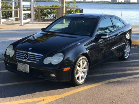 2004 Mercedes-Benz C-Class for sale at Orlando Auto Sale in Port Orange FL