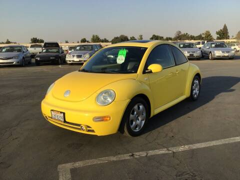 2002 Volkswagen New Beetle for sale at My Three Sons Auto Sales in Sacramento CA