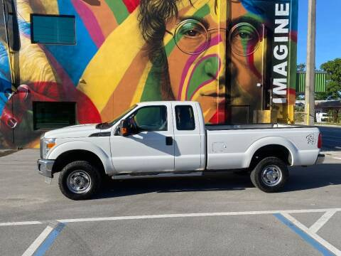 2014 Ford F-250 Super Duty for sale at BIG BOY DIESELS in Ft Lauderdale FL
