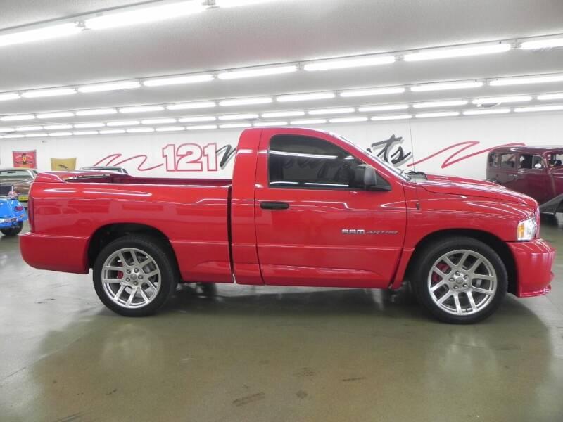 2004 Dodge Ram Pickup 1500 SRT-10 for sale at 121 Motorsports in Mount Zion IL