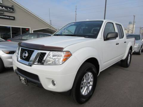 2014 Nissan Frontier for sale at Dam Auto Sales in Sioux City IA