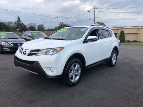 2014 Toyota RAV4 for sale at Majestic Automotive Group in Cinnaminson NJ