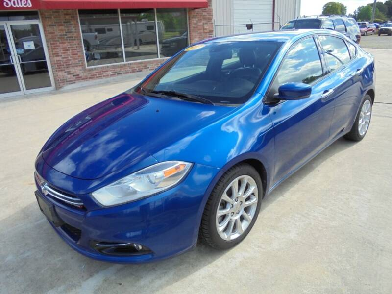2013 Dodge Dart for sale at US PAWN AND LOAN in Austin AR