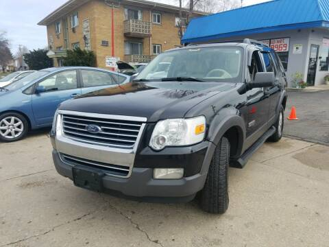 2006 Ford Explorer for sale at Nationwide Auto Group in Melrose Park IL