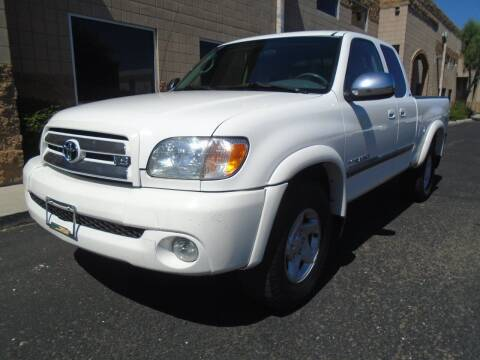 2003 Toyota Tundra for sale at COPPER STATE MOTORSPORTS in Phoenix AZ