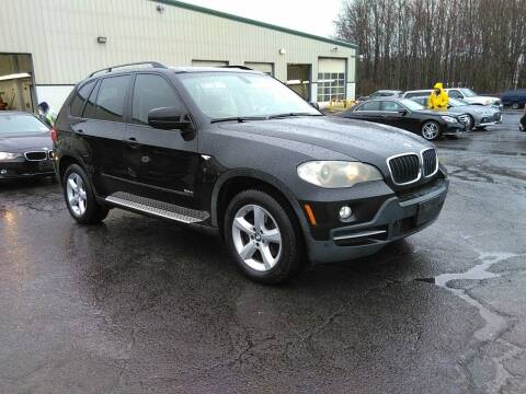 2007 BMW X5 for sale at MOUNT EDEN MOTORS INC in Bronx NY