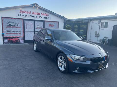 2014 BMW 3 Series for sale at Speed Auto Sales in El Cajon CA