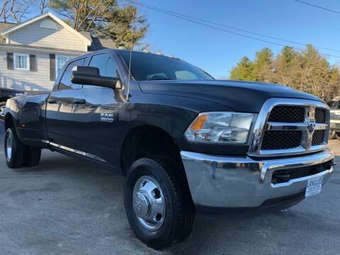 2014 RAM Ram Pickup 3500 for sale at Langlois Auto and Truck LLC in Kingston NH
