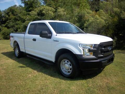 2017 Ford F150 FX4 4x4 Extended Cab for sale at Venture Auto Sales Inc in Augusta GA