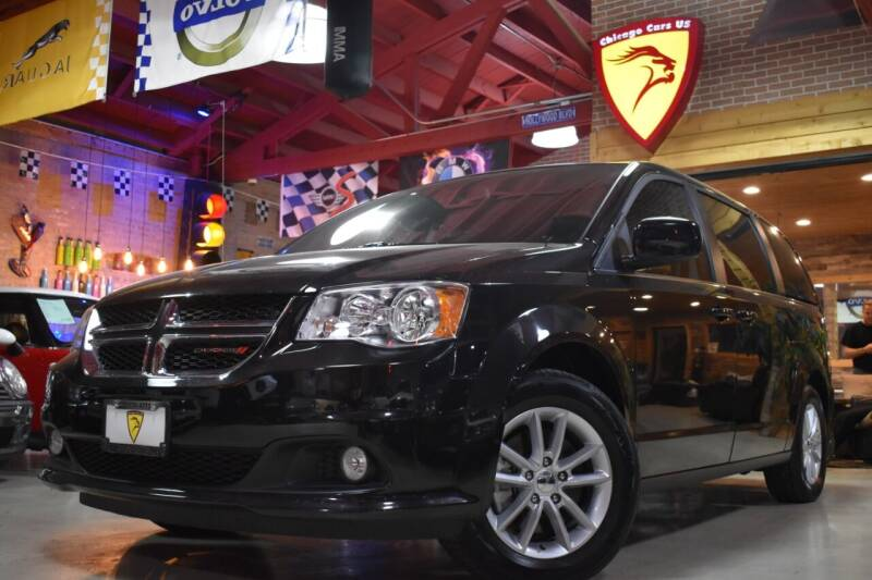 2019 Dodge Grand Caravan for sale at Chicago Cars US in Summit IL
