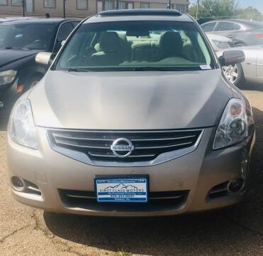 2012 Nissan Altima for sale at First Class Motors in Greeley CO