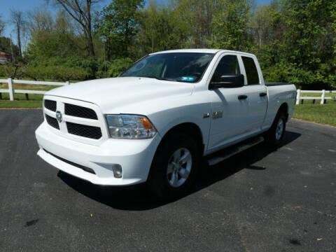 2017 RAM Ram Pickup 1500 for sale at Woodcrest Motors in Stevens PA