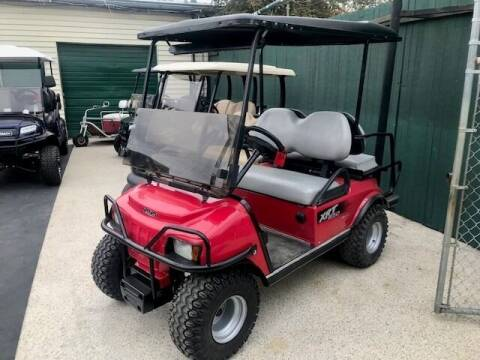 2014 Club Car XRT 850 4 Passenger Gas Lift for sale at METRO GOLF CARS INC in Fort Worth TX