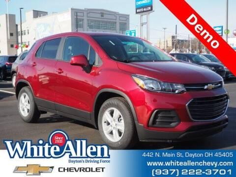 2021 Chevrolet Trax for sale at WHITE-ALLEN CHEVROLET in Dayton OH