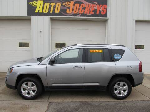 2014 Jeep Compass for sale at AUTO JOCKEYS LLC in Merrill WI