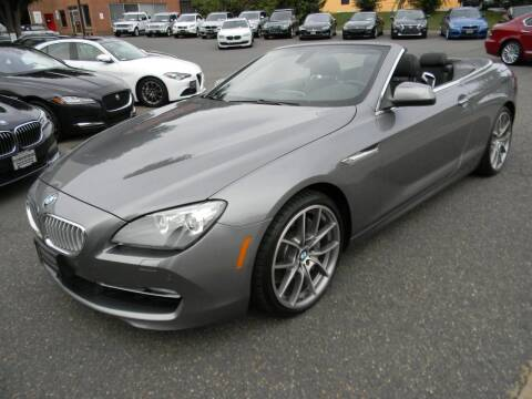 2012 BMW 6 Series for sale at Platinum Motorcars in Warrenton VA
