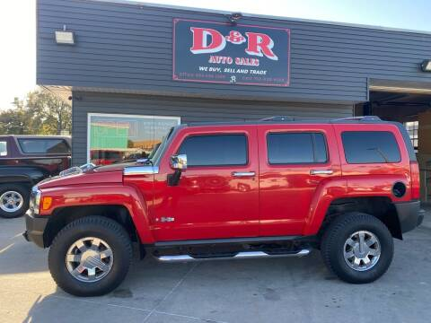2006 HUMMER H3 for sale at D & R Auto Sales in South Sioux City NE
