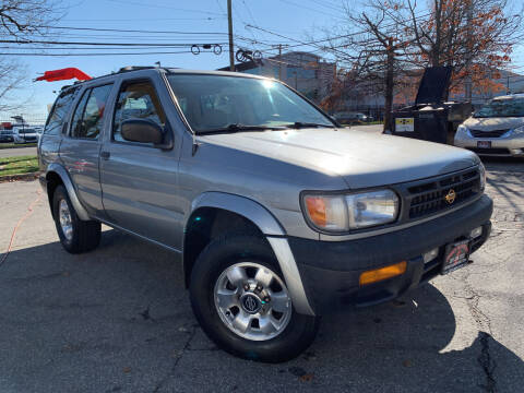 1999 Nissan Pathfinder for sale at JerseyMotorsInc.com in Teterboro NJ