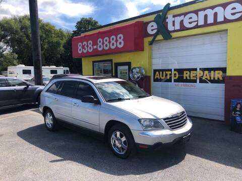 2006 Chrysler Pacifica for sale at Extreme Auto Sales in Plainfield IN