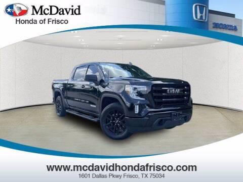 2020 GMC Sierra 1500 for sale at DAVID McDAVID HONDA OF IRVING in Irving TX