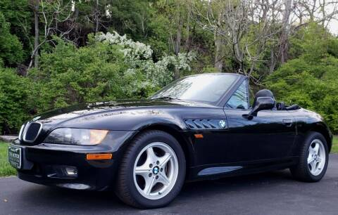 1997 BMW Z3 for sale at The Motor Collection in Columbus OH