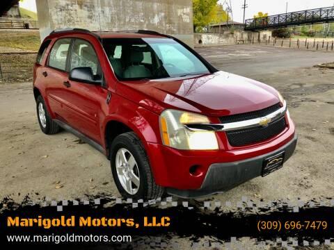 2006 Chevrolet Equinox for sale at Marigold Motors, LLC in Pekin IL