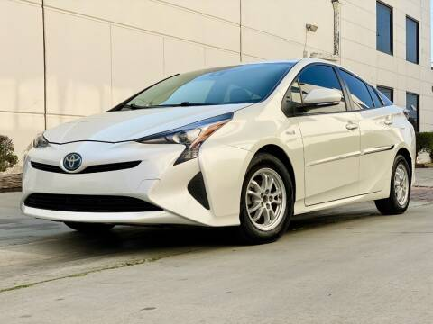 2017 Toyota Prius for sale at New City Auto - Retail Inventory in South El Monte CA