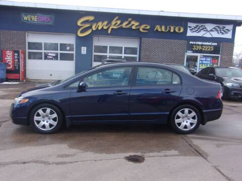 2008 Honda Civic for sale at Empire Auto Sales in Sioux Falls SD