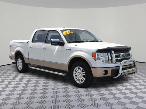 2011 Ford F-150 for sale at David Family Auto in New Port Richey FL
