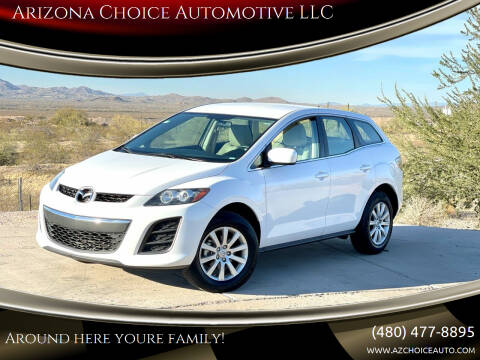 2010 Mazda CX-7 for sale at Arizona Choice Automotive LLC in Mesa AZ