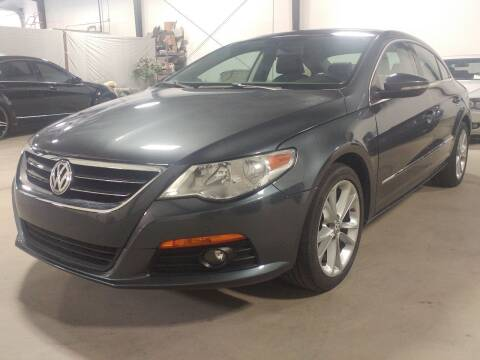 2009 Volkswagen CC for sale at MULTI GROUP AUTOMOTIVE in Doraville GA