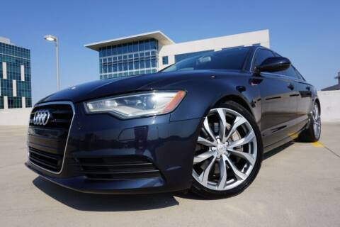 2014 Audi A6 for sale at JD MOTORS in Austin TX