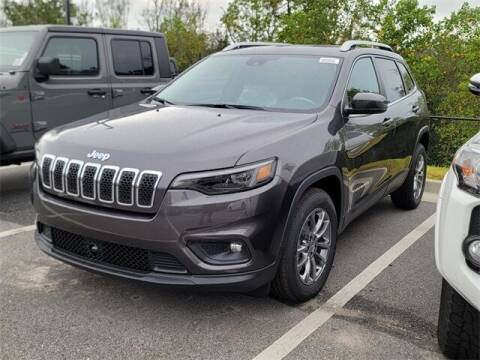 2021 Jeep Cherokee for sale at PHIL SMITH AUTOMOTIVE GROUP - Encore Chrysler Dodge Jeep Ram in Mobile AL