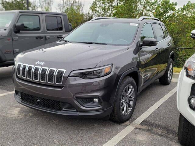 2021 Jeep Cherokee for sale in Mobile, AL