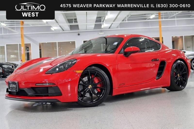 2018 Porsche 718 Cayman for sale in Warrenville, IL