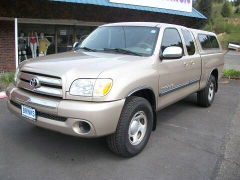 2006 Toyota Tundra for sale at Brinks Car Sales in Chehalis WA