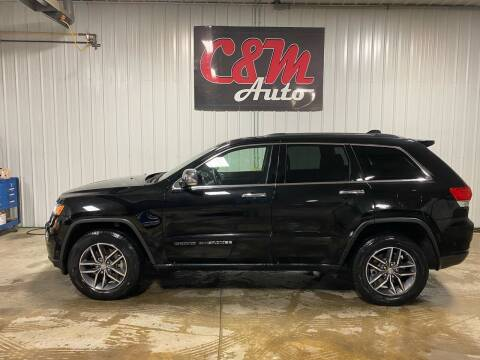 2018 Jeep Grand Cherokee for sale at C&M Auto in Worthing SD