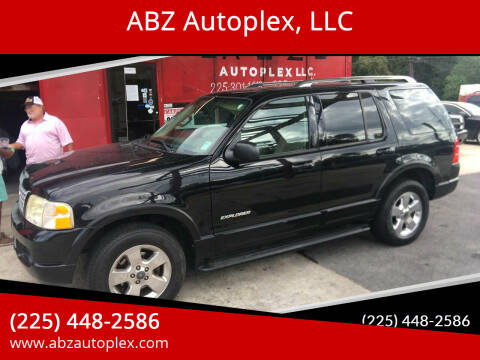 2004 Ford Explorer for sale at ABZ Autoplex, LLC in Baton Rouge LA